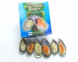 New Zealand Half Shell Mussel 纽西兰半壳青蠔