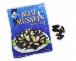 Whole Shell Blue Mussel 全壳蓝蠔